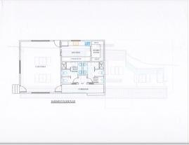 Architectural Plan- Basement Floor Plan