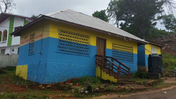 The original Cove Basic School